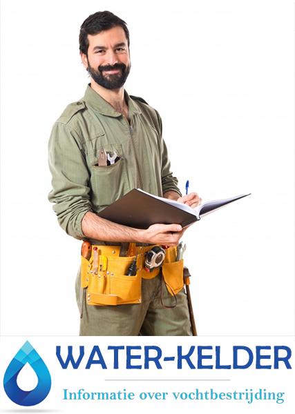 water in kelder bestrijden